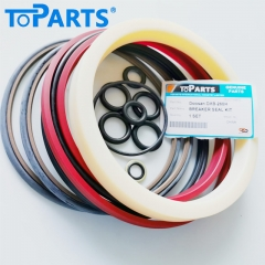 Doosan DXB260 hydraulic breaker seal kit
